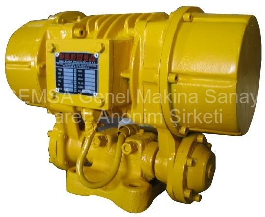 0.55Kw-Esnek-Ayaklı-Vibromotor